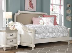 Madison Daybed Bedroom Set Samuel Lawrence Furniture Furniture Cart