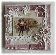 Marinas Karten-Kiste