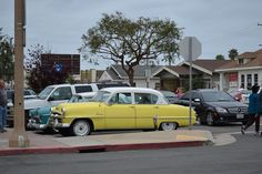 Street Spot: 1950s Cars