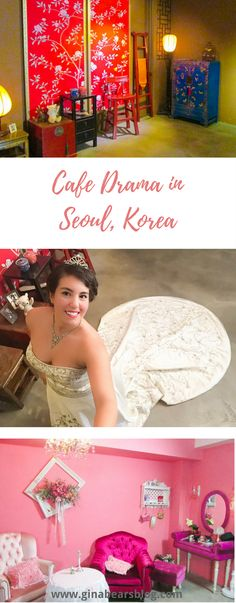 One cafe I was looking forward to visiting was a princess themed cafe where you are served a drink, given a book with prom or wedding type dresses. South Korea Travel, North Korea, Asia Travel, Japan Travel, Animal Experiences, Adventures Abroad, Wedding Types, What To Pack, Culture