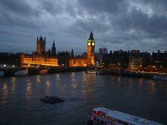 Big Ben and Parliament, London, England