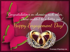Happy Engagement Day