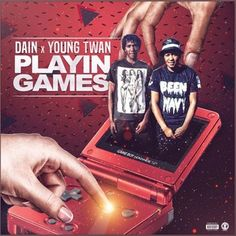 "Dain Launches His Fabulous Rap Song- ""Playin Games"" In Soundcloud For Hip Hop Fans."