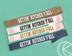Trying to come up with a few ideas for your fun-filled gal pal getaway? Here are the most popular bachelorette party themes for a killer bash. Bachelorette Party Food, Bachelorette Party Sash, Aqua Color Schemes, Bride To Be Sash, Party Planning, Watercolor Wedding, Floral Watercolor, Creative, Shop