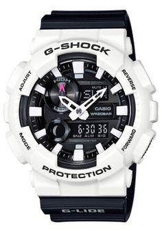 G-Shock GAX-100 G-LIDE Tide White Black