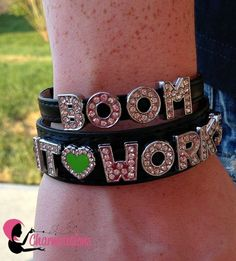 Personalize your own accessories! Be sure to like us on Facebook at  https://www.facebook.com/charmsationscheatumcharmspecialist or visit our website to order at www.charmsations.com/#cheatumcharm
