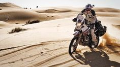 Two friends with an infinite love for adventure embark on a motorcycle adventure in Morocco; 'It's as if Morocco plays with you to test if you are worthy enough to be there.