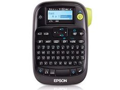 Epson LabelWorks Label Maker Take Ordinary to Extraordinary. Meet the Epson Labelworks a powerful new label maker that turns organizing into an Dvd Organization, Organizing Paperwork, Kitchen Cabinet Organization, Organization Ideas, Organizing Tips, Organising, Best Label Maker, Label Makers, How To Make Labels