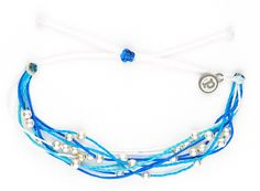 B.E.A.C.H. Platinum - Marine Debris Solutions | Pura Vida Bracelets