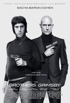 The Brothers Grimsby (2016) Action, Comedy | A new assignment forces a top spy to team up with his football hooligan brother.