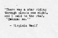 The Waves. Virginia Woolf