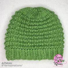 Free Easy Loom Knit Hat Pattern