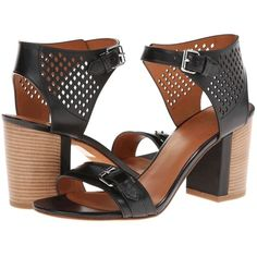 Marc by Marc Jacobs - Little Diamonds 65mm Heeled Sandal (Black) - Footwear $197.99 by midoki