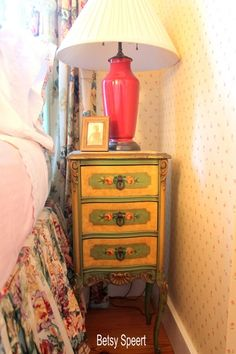 Betsy Speert's Blog: My Love of Painted Furniture from the 1930's!!!!!