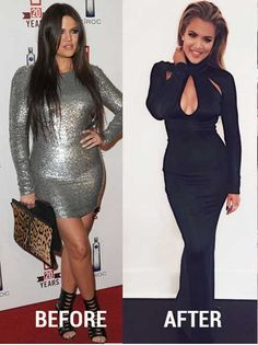 Ketogenic diet weightloss before and after pics. Lose 20 lbs. fast! Khloe Kardshian Before and After Weight Loss Pictures