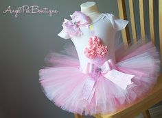Baby Girl's First Birthday Outfit - Cupcake Onesie, Tutu and Matching Headband - Baby Pink, Bubblegum pink and white Baby Girl Birthday Outfit, Baby Girl First Birthday, First Birthday Outfits, Sister Birthday, Birthday Dresses, First Birthday Parties, First Birthdays, Birthday Ideas, Pink Birthday