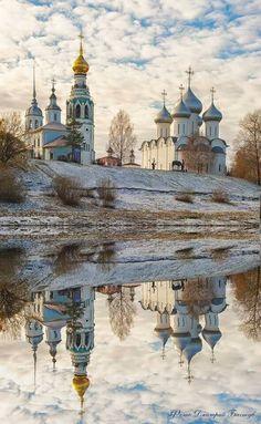 Вологда, Софийский собор с колокольней