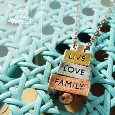 Live. Love. Family.   Create yours!