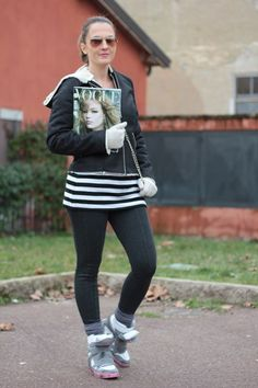 Fashion blogger life Maggie Dallospedale #kissmylook