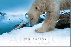 To The Arctic recently named 'Most Likely to Save the Planet' by the Independent Publisher Book Award! This book showcases photographer Florian Schulz's gorgeous photography taken while on location with the filmmakers of To The Arctic 3D!