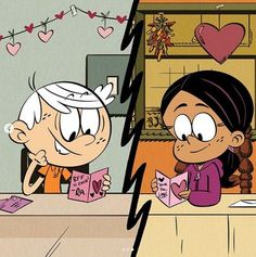 Read Especial Ronniecoln 2 from the story Imágenes Cómics Viñetas The Loud House by (Super Styles) with reads. Cartoon Fan, Cartoon People, Girl Cartoon, Gumball, Loud House Sisters, Loud House Rule 34, Lola Loud, The Loud House Fanart, Loud House Characters