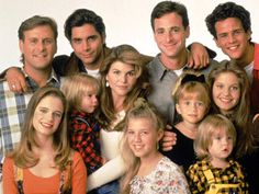 Full House! Love this show. Watch it all the time.