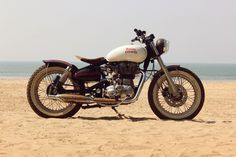 Royal Enfield Beach Tracker Inspiration for my bobber