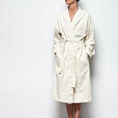 Spa Robe - Natural – Utility Canvas