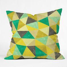 Jacqueline Maldonado Movement 2 Outdoor Throw Pillow | DENY Designs Home Accessories