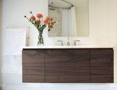 Cedar - Bathroom Vanity - Detail