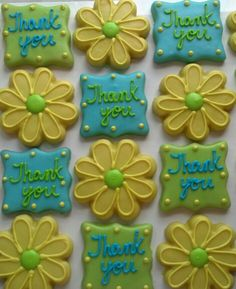 Thank You Cookies