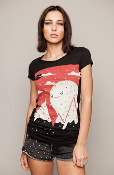 Drop Dead - Moving Mountains Top - £25 - http://store.iheartdropdead.com/product.php/5963/moving_mountains