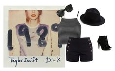 #1989taylor by maybabyfan on Polyvore featuring Topshop, Chloé, Tabitha Simmons, Chanel and Eugenia Kim