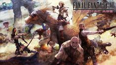 Final Fantasy XII Remastered on PC Feb 1st