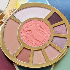 shadows, blush, bronzer & highlighter, all in one gorgeous palette!