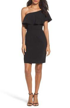 Cale one shoulder dress