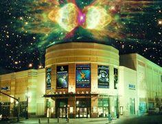 Salt Lake City Planetarium.  I'm serious, I really wanna check it out!