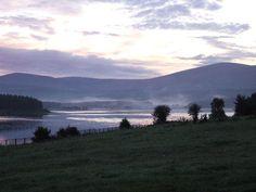 back to blessington lake, ireland
