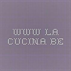 www.la-cucina.be