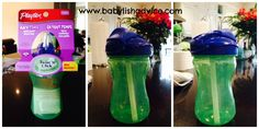 Playtex has a new line of Sippy Cups!!! Check out my favourite cup and enter to win one http://babylishadvice.com/?p=2105