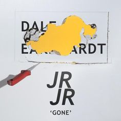 Have a brilliant week with this super happy MEC Song of the Week. 'Gone - JR JR' Album Cover Design, Hot Band, Hamilton Musical, Dale Earnhardt Jr, Super Happy, New Artists, Cover Art, Album Covers, Music Videos