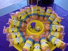 Minion wrapped twinkies