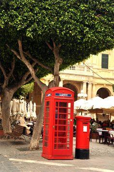 La Valette, capitale de l'île de Malte