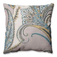 Pillow Perfect Rimby Dune Throw Pillow