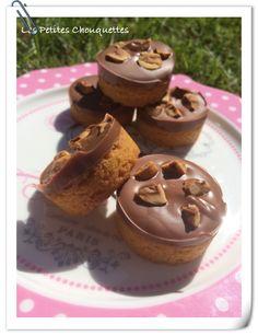 The Krumchy van Christophe Michalak - Kuchen Perfect Cheesecake Recipe, Cheesecake Recipes, Cookie Recipes, Dessert Recipes, Nutella Cheesecake, Chocolate Chip Cookies, Chocolate Chip Recipes, Chocolate Desserts, Mini Desserts
