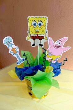 16 desirable spongebob party ideas images party themes spongebob rh pinterest com
