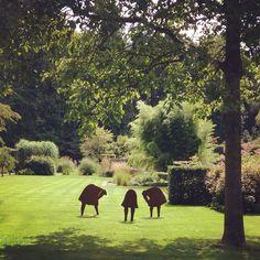 Mien Ruys Gardens Holland