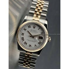 #new-rolex-datejust-18k-gold    like .. repin .. comment :)    http://amzn.to/X1nbG9