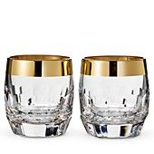 Waterford Mixology Mad Men Edition Draper Double Old-Fashioned Glass, Set of 2 - Bloomingdale's Exclusive
