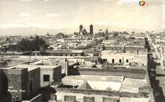 Fotos de Puebla, Puebla, México: Panorámica parcial de Puebla